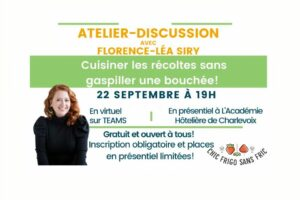 atelier discussion 22 sept